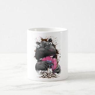 doughin' it wild coffee mug