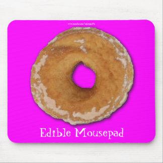 DOUGHNUT Anti Diet Edible Mousepad