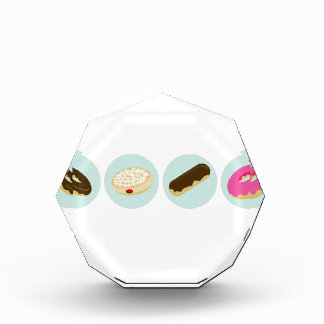 Doughnut Bakery Icons Award
