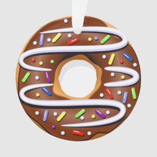 Doughnut / Donut Bakery Ornament - SRF