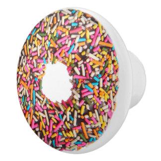 Doughnut Drawer Knob Ceramic Knob