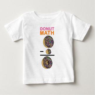 Doughnut Math Baby T-Shirt