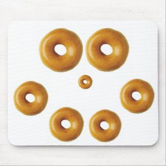 Doughnut Mouse Pad