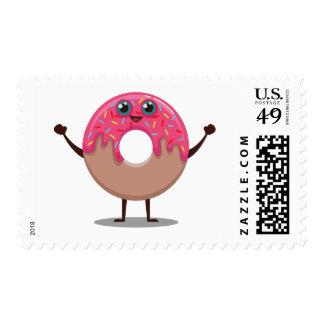 doughnut time postage