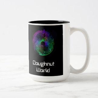 Doughnut World Mug