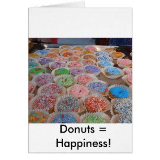 Doughnuts! Card