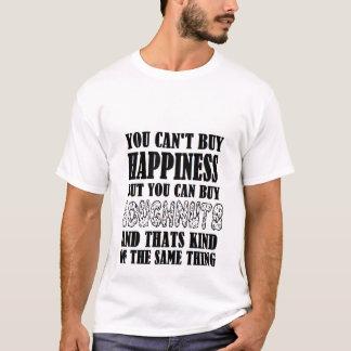 doughnuts=happiness T-Shirt