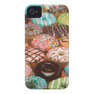 doughnuts iPhone 4 case