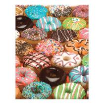 doughnuts letterhead
