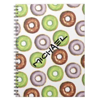 Doughnuts! Notebook