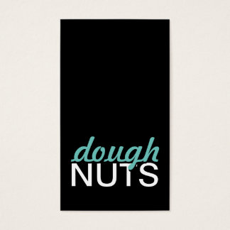 doughnuts punch card