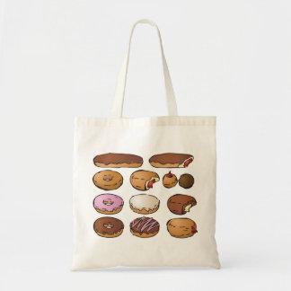 Doughnuts Tote Bags