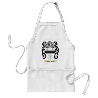 Doughty Coat of Arms Aprons