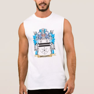 Doughty Coat of Arms - Family Crest Sleeveless Shirt