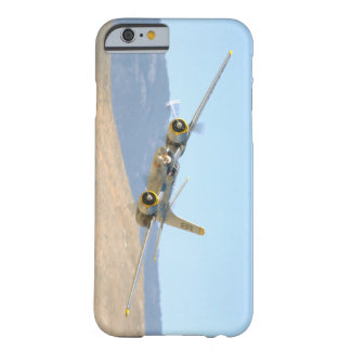 Douglas A26 Invader, Aerial View_WWII Planes Barely There iPhone 6 Case