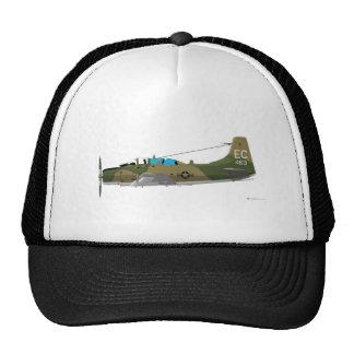Douglas A-1E Skyraider Mesh Hat
