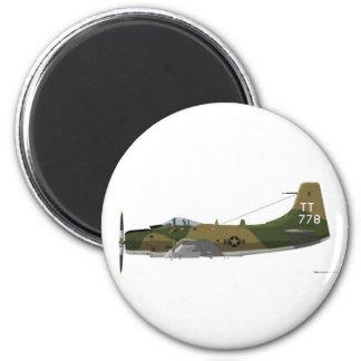 Douglas A-1H Sandy Magnet