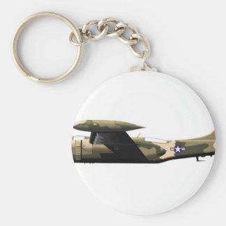 Douglas A-26 Invader Keychain
