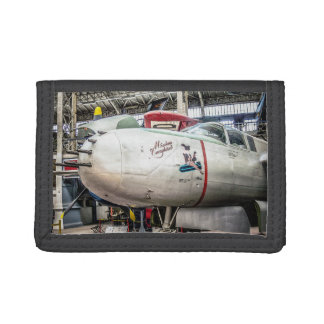 Douglas A-26 Invader Tri-fold Wallet