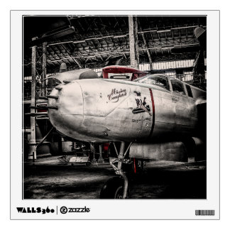 Douglas A-26 Invader Wall Decal