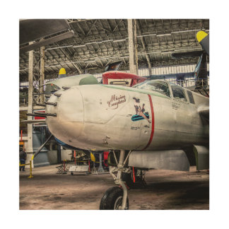 Douglas A-26 Invader Wood Print