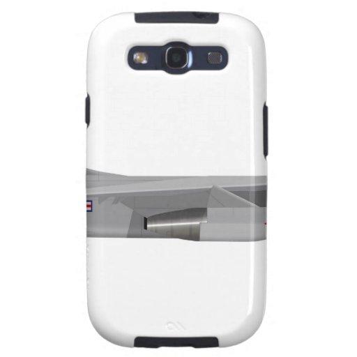 Douglas A-3D-1 Skywarrior Galaxy S3 Fundas