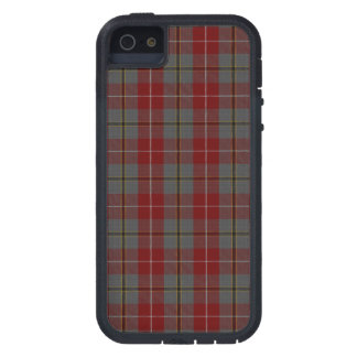Douglas Ancient Red Tartan Plaid Pattern iPhone 5 Cover