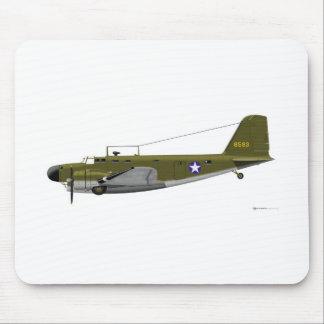 Douglas B-18B Bolo Mouse Pad