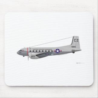 Douglas C-117D 50826 Mouse Pad
