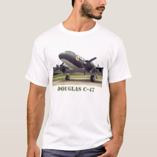 Douglas C-47 Men's  T-Shirt