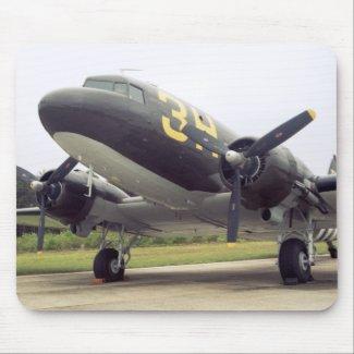 Douglas C-47 Mousepad mousepad
