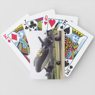 Douglas C-47 Playing Cards
