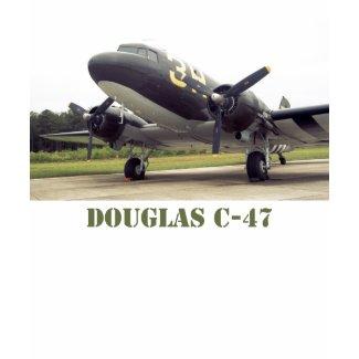 Douglas C-47 Women's T-Shirt shirt