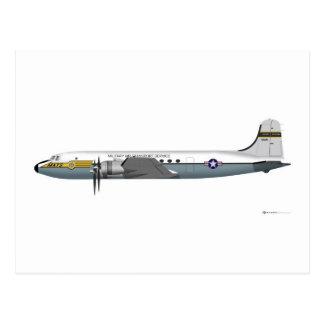 Douglas C-54 Skymaster 72500 Post Card