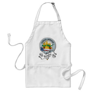 Douglas Clan Badge Adult Apron
