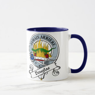 Douglas Clan Badge Mug