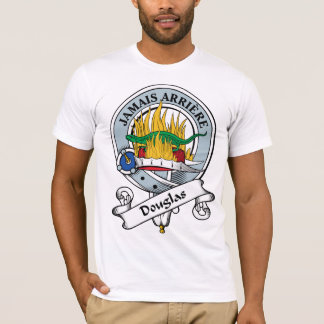 Douglas Clan Badge T-Shirt