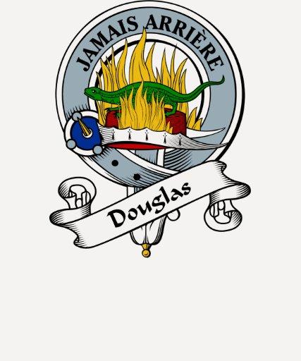 Douglas Clan Badge Tees