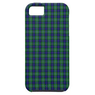 Douglas Clan Family Tartan Case For The iPhone 5
