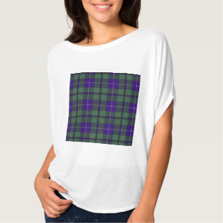 Douglas clan Plaid Scottish tartan Tee Shirt