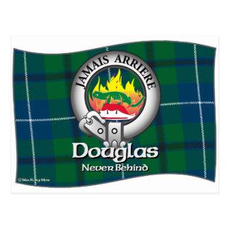 Douglas Clan Post Cards