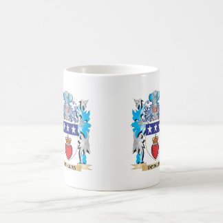 Douglas Coat of Arms - Family Crest Classic White Coffee Mug