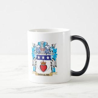 Douglas Coat of Arms - Family Crest 11 Oz Magic Heat Color-Changing Coffee Mug