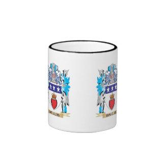 Douglas Coat of Arms - Family Crest Ringer Coffee Mug