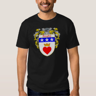 Douglas Coat of Arms (Mantled) T Shirt