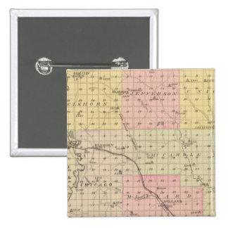 Douglas County, Nebraska Pinback Button