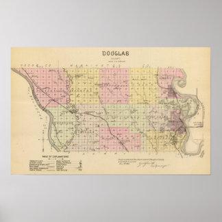 Douglas County, Nebraska Posters