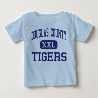 Douglas County - Tigers - High - Douglasville Baby T-Shirt