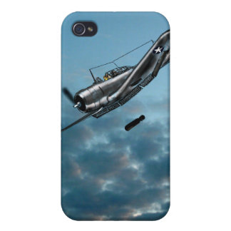 Douglas Dauntless iPhone 4/4S Cover