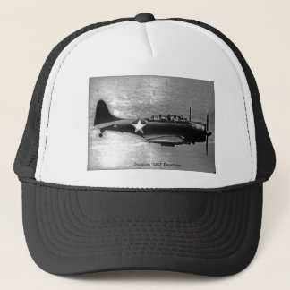 Douglas Dauntless Trucker Hat